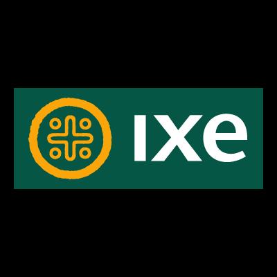 Ixe Banco logo vector logo