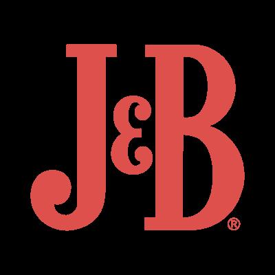 J & B Scotch Whisky logo vector logo