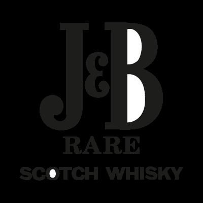 J&B logo vector logo