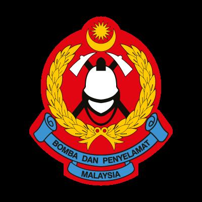 Jabatan Bomba Dan Penyelamat Malaysia logo vector logo