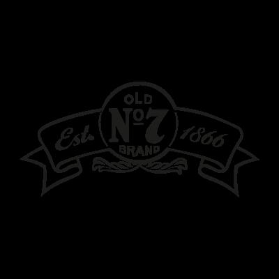Jack Daniel's 1866 logo vector logo