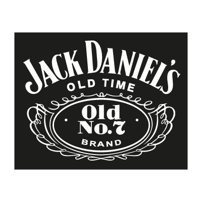 Jack Daniel's old time logo vector logo