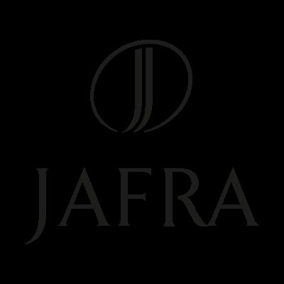 Jafra logo vector logo