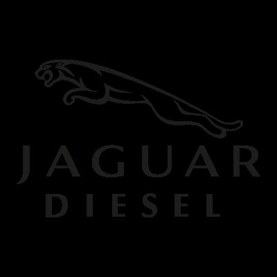 Jaguar Diesel logo vector logo