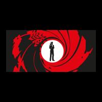 James Bond 007 vector