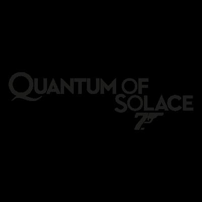 James Bond 007 Quantum of Solace logo vector (.EPS, 388.09 ...