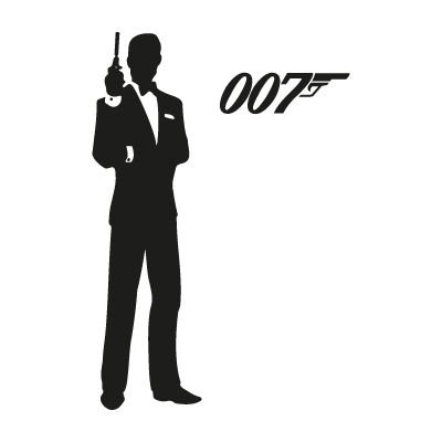 James Bond 007 vector logo