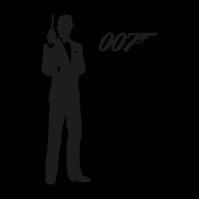 James Bond 007 vector logo