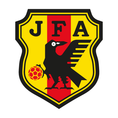 Japan Football Association logo vector logo