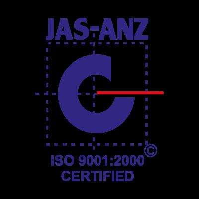 Jas-anz logo vector logo