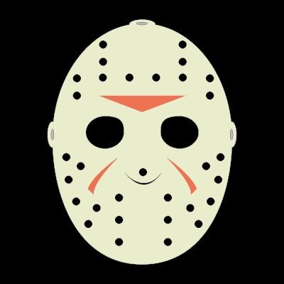 Jason Voorhees vector logo