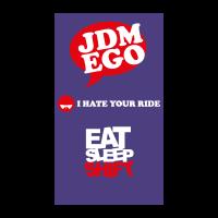 JDM Ego logo