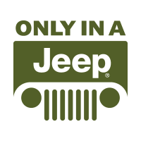 Jeep only in a logo