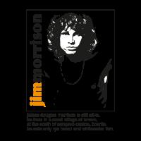 Jim Morrison – The Doors vector