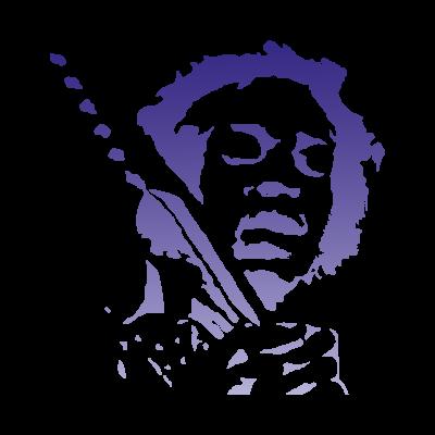 Jimi Hendrix Vector Download Free Vector
