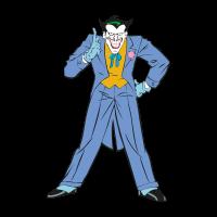 Joker from Batman vector