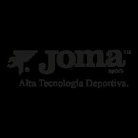 Joma black logo
