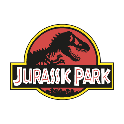 Jurassic Park logo vector logo