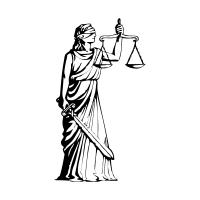 Justitia vector