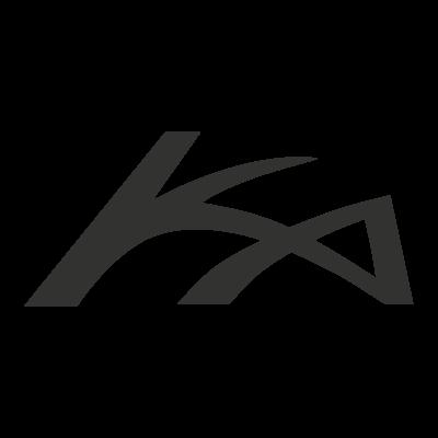 Ka logo vector logo