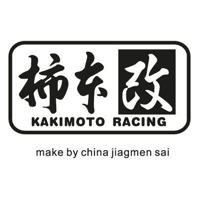 Kakimoto racing logo vector logo