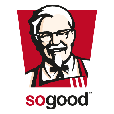 KFC sogood logo vector logo