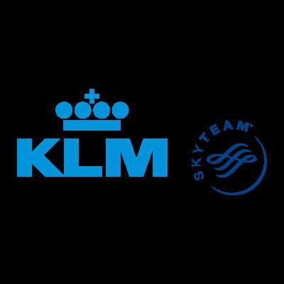 KLM Skyteam logo vector logo
