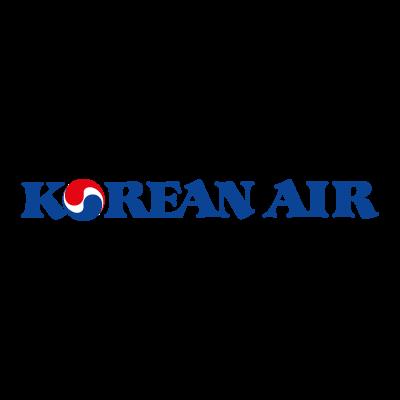 Korean Air logo vector logo