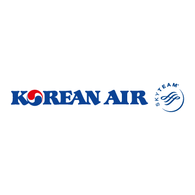 Korean Air Lines logo vector logo