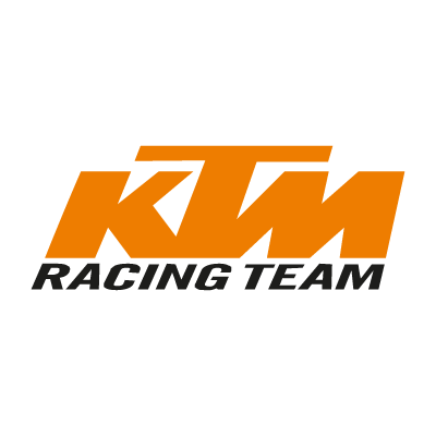 KTM Racing Team logo vector logo