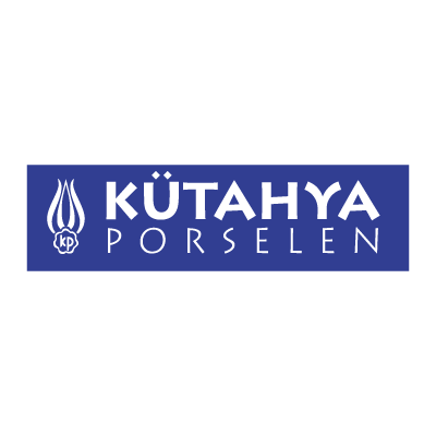 Kutahya Porselen logo vector logo