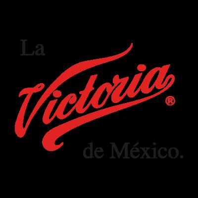 La Victoria de Mexico logo vector logo