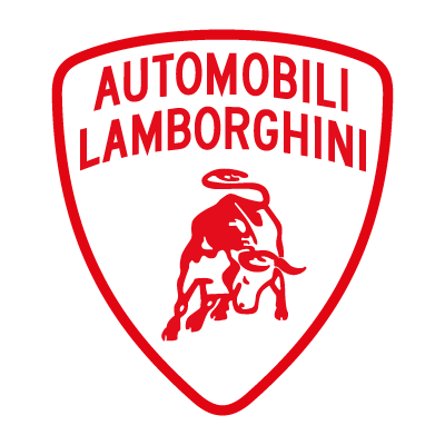 Lamborghini Automobili logo vector logo