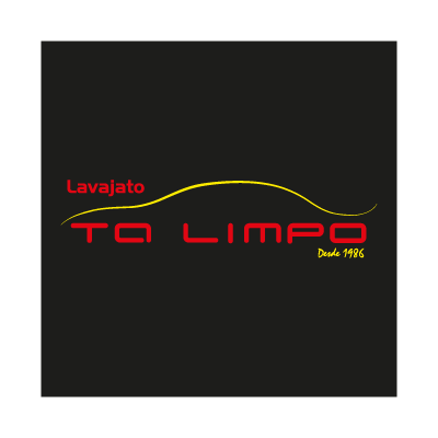 Lavajato Ta Limpo logo vector logo
