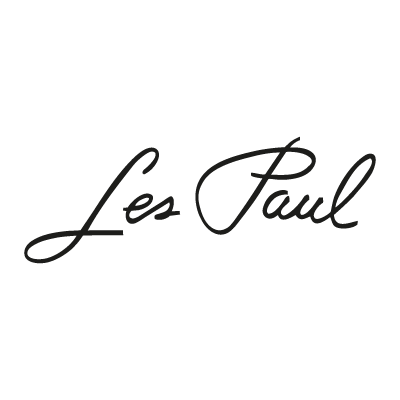 Les Paul logo vector logo