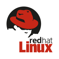 Linux Red Hat logo