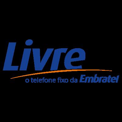 Livre embratel logo vector logo