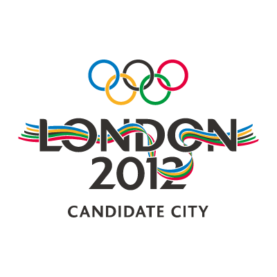 London 2012 Olympic logo vector logo