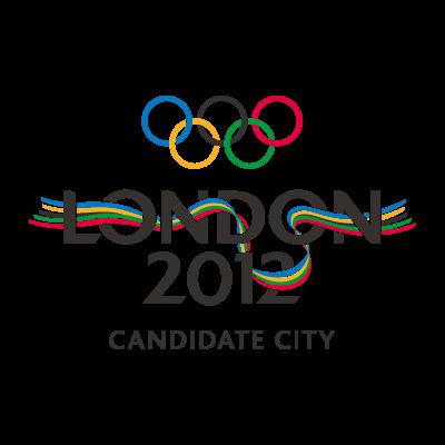 London 2012 Olympic logo vector logo
