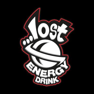 Lost Energy Drink logo vector logo