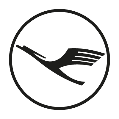 Lufthansa German Airlines logo vector logo