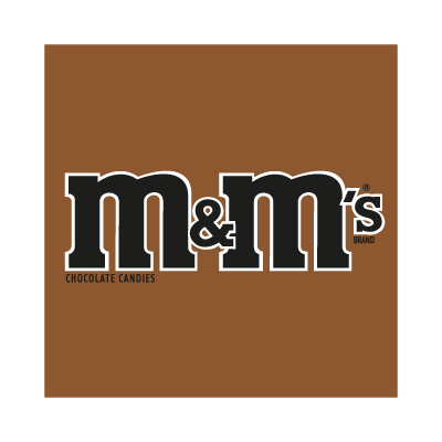 M&M's Chocolate Candies logo vector logo