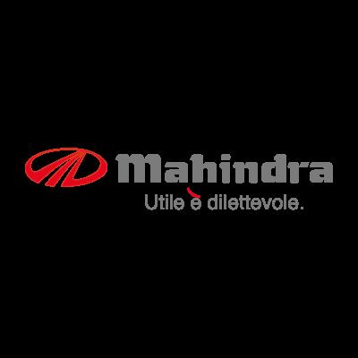 Mahindra Group logo vector logo