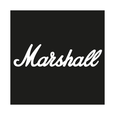 Marshall Amplification logo vector logo