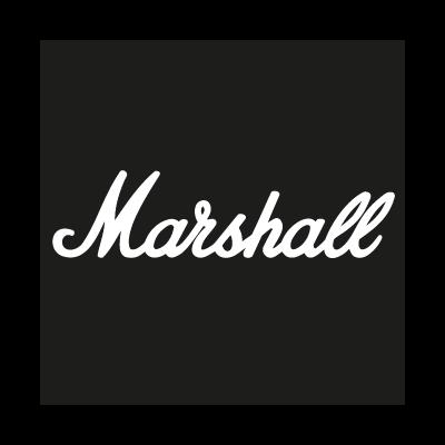 Marshall Amplification logo vector logo