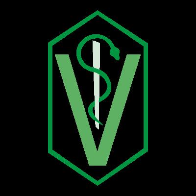 Medicina Veterinaria logo vector logo