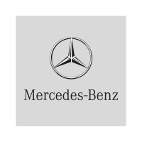 Mercedes-Benz (background) logo