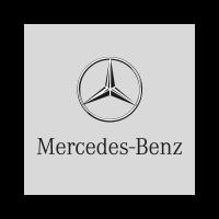 Mercedes-Benz (background) logo