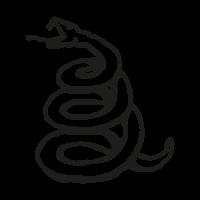 Metallica Snake vector