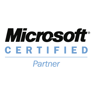 Microsoft Certified Partner logo vector logo